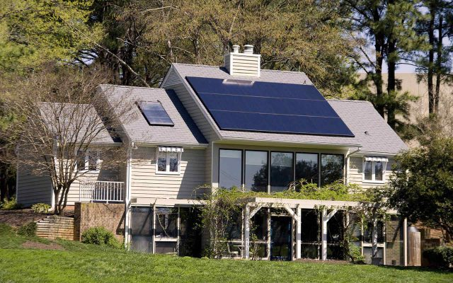 High Efficiency Las Vegas Solar Panels